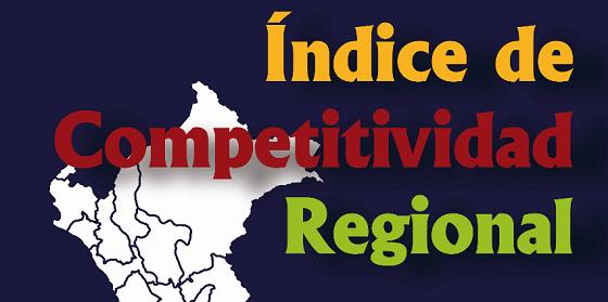 Competitividad entre las regiones del Perú