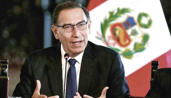 El primer año del Presidente Vizcarra