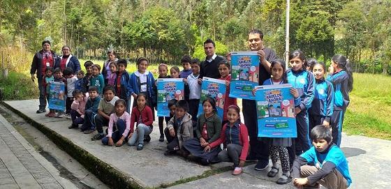 """Convocan a VII Concurso Nacional Escolar de Dibujo, Pintura, Poesía, Cuento """"Los abuelos ahora"""""""