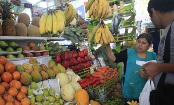 Inflación sube 0.11% a nivel nacional en agosto