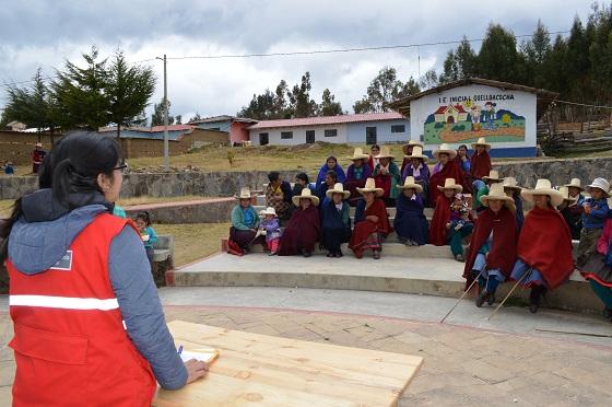 10 731 nuevas usuarias serán afiliadas al  programa Juntos en Cajamarca