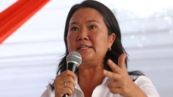 Keiko Fujimori denuncia que prisión preventiva es «condena anticipada»