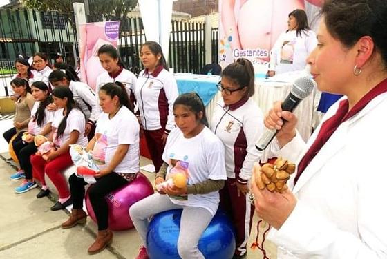 Cajamarca es la segunda región que más disminuyó la mortalidad materna