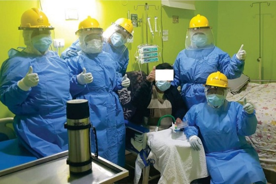 Jaén reporta considerable disminución de casos covid-19