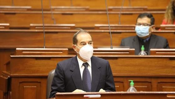 Premier Walter Martos va hoy por la confianza del Congreso