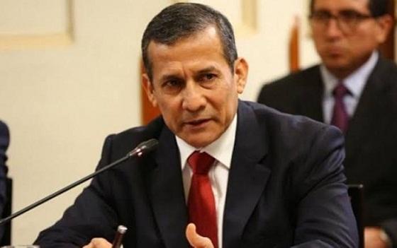 """Ollanta Humala: """"Soy el candidato que ha crecido más"""""""