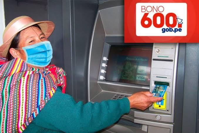 Si no puedes cobrar el bono 600, puedes solicitar el cambio; aquí te indícanos.