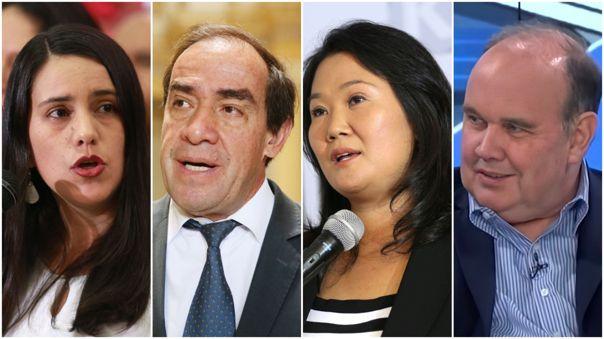 Verónika Mendoza: Lescano, Fujimori y López Aliaga «quieren hacer de la vacuna un negocio»
