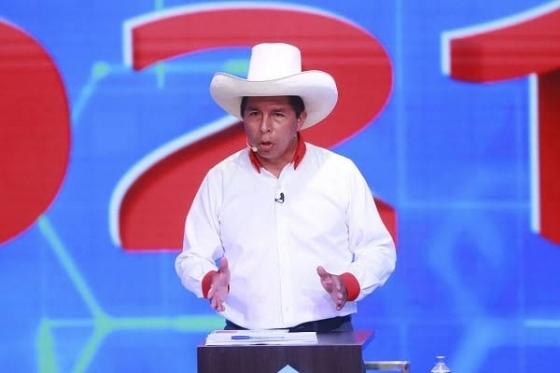 Pedro Castillo: «Vamos a desactivar el Tribunal Constitucional en el acto»