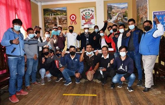 Municipio de Celendín ejecutará trocha carrozable Vista Alegre – Yagén en el distrito Cortegana