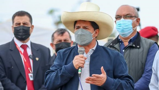Pedro Castillo: No esperaré que censuren a un ministro; si no trabaja se irá a su casa