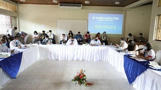 MINEM renueva su compromiso de una agenda de trabajo con las regiones durante 15 GORE Ejecutivo