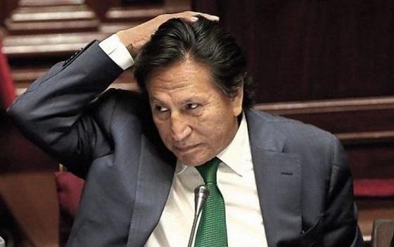 Juez de EE UU evaluará hoy si extradita o no al expresidente Toledo